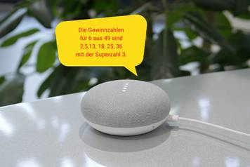 Lotto Hessen Google-Assistant