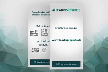 LeadingReports Leadgenerierung